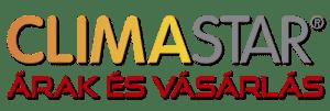 Climastar kerámia fűtőpanel webáruház