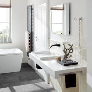 fürdőszobai infrafűtés, tükör infrapanel
